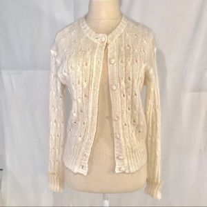 Vintage Lord and Taylor mohair sweater. Sz…